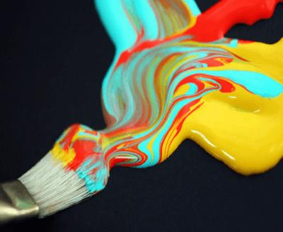 دیسپرس کننده ها در رنگ های آب پایه
